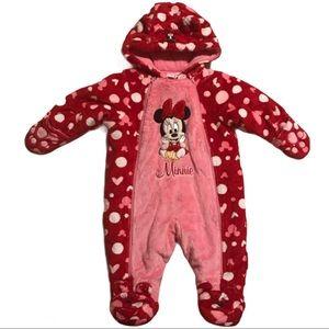 Disney Baby Minnie Suit for Winter 6 Months